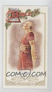 2012 Topps Allen & Ginter's - People of the Bible Minis #PB-6 - Daniel