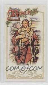 2012 Topps Allen & Ginter's - People of the Bible Minis #PB-9 - Jesus