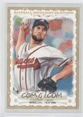 2012 Topps Allen & Ginter's Baseball Highlight Sketches #BH-7 - John Smoltz