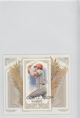 2012 Topps Allen & Ginter's Box Loader N43 #N43-14 - Mike Schmidt