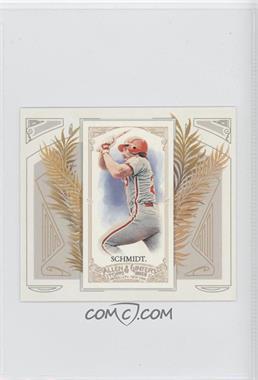 2012 Topps Allen & Ginter's Box Loader N43 #N43-14 - Mike Schmidt