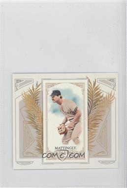 2012 Topps Allen & Ginter's Box Loader N43 #N43-3 - Don Mattingly