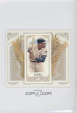 2012 Topps Allen & Ginter's Box Loader N43 #N43-5 - Ernie Banks