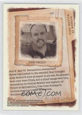 2012 Topps Allen & Ginter's Code Cards #N/A - David Price