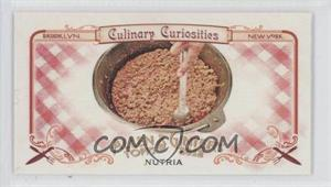 2012 Topps Allen & Ginter's Culinary Curiosities Minis #CC1 - [Missing]