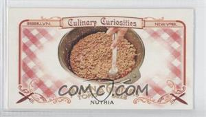 2012 Topps Allen & Ginter's Culinary Curiosities Minis #CC1 - Nutria