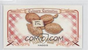 2012 Topps Allen & Ginter's Culinary Curiosities Minis #CC2 - Haggis