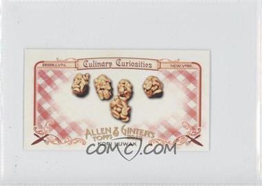 2012 Topps Allen & Ginter's Culinary Curiosities Minis #CC3 - Kopi Luwak
