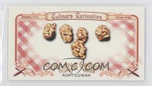 2012 Topps Allen & Ginter's Culinary Curiosities Minis #CC3 - [Missing]