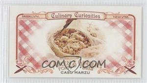 2012 Topps Allen & Ginter's Culinary Curiosities Minis #CC4 - [Missing]