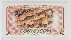 2012 Topps Allen & Ginter's Culinary Curiosities Minis #CC6 - Hakarl