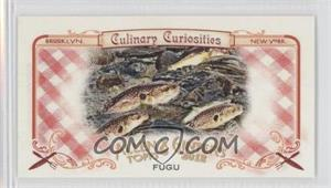 2012 Topps Allen & Ginter's Culinary Curiosities Minis #CC7 - [Missing]