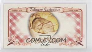 2012 Topps Allen & Ginter's Culinary Curiosities Minis #CC9 - Balut