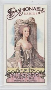 2012 Topps Allen & Ginter's Fashionable Ladies Minis #FL-3 - The Queen