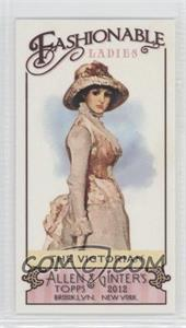 2012 Topps Allen & Ginter's Fashionable Ladies Minis #FL-4 - [Missing]
