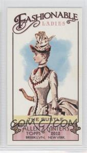2012 Topps Allen & Ginter's Fashionable Ladies Minis #FL-5 - [Missing]
