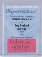 Guy Bluford [REDEMPTION Being Redeemed]