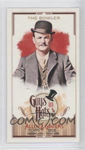 2012 Topps Allen & Ginter's Guys in Hats Minis #GH-1 - The Bowler