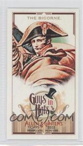 2012 Topps Allen & Ginter's Guys in Hats Minis #GH-10 - The Bicorne