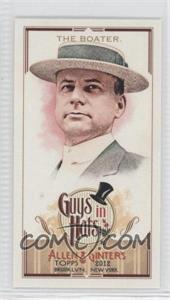 2012 Topps Allen & Ginter's Guys in Hats Minis #GH-2 - [Missing]