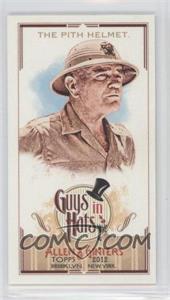 2012 Topps Allen & Ginter's Guys in Hats Minis #GH-5 - [Missing]