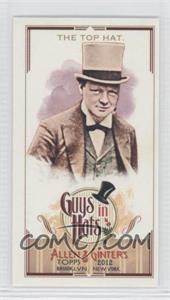 2012 Topps Allen & Ginter's Guys in Hats Minis #GH-6 - Tommy Hanson