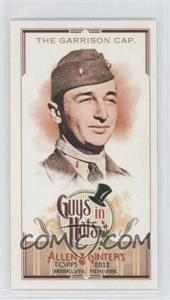 2012 Topps Allen & Ginter's Guys in Hats Minis #GH-9 - The Garrison Cap
