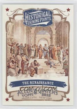 2012 Topps Allen & Ginter's Historical Turning Points #HTP12 - [Missing]