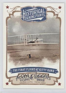 2012 Topps Allen & Ginter's Historical Turning Points #HTP15 - [Missing]