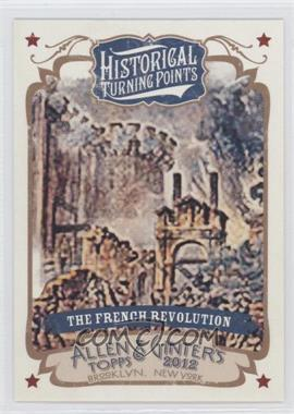 2012 Topps Allen & Ginter's Historical Turning Points #HTP16 - [Missing]