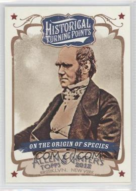2012 Topps Allen & Ginter's Historical Turning Points #HTP18 - [Missing]