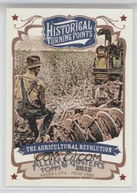 2012 Topps Allen & Ginter's Historical Turning Points #HTP20 - [Missing]