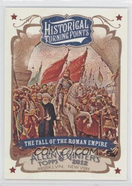 2012 Topps Allen & Ginter's Historical Turning Points #HTP3 - [Missing]