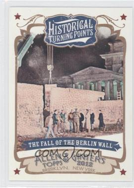 2012 Topps Allen & Ginter's Historical Turning Points #HTP5 - [Missing]