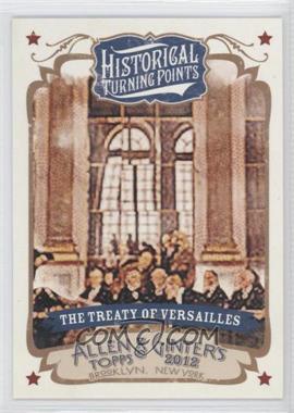 2012 Topps Allen & Ginter's Historical Turning Points #HTP6 - [Missing]