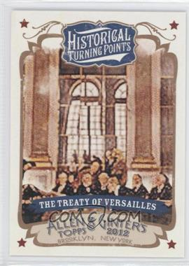 2012 Topps Allen & Ginter's Historical Turning Points #HTP6 - [Missing]