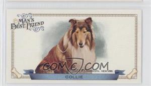 2012 Topps Allen & Ginter's Man's Best Friend Minis #MBF-13 - Collie