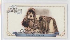 2012 Topps Allen & Ginter's Man's Best Friend Minis #MBF-15 - Cocker Spaniel