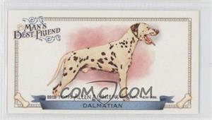 2012 Topps Allen & Ginter's Man's Best Friend Minis #MBF-2 - Dalmation