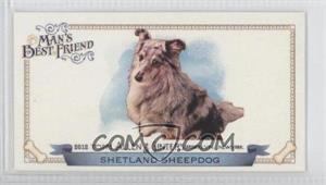 2012 Topps Allen & Ginter's Man's Best Friend Minis #MBF-20 - Shag Shaughnessy