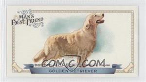 2012 Topps Allen & Ginter's Man's Best Friend Minis #MBF-3 - Golden Retriever