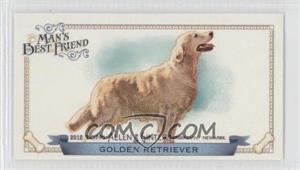 2012 Topps Allen & Ginter's Man's Best Friend Minis #MBF-3 - Golden Retriever