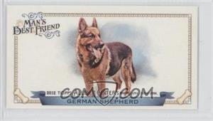 2012 Topps Allen & Ginter's Man's Best Friend Minis #MBF-4 - George Sherrill