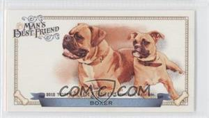 2012 Topps Allen & Ginter's Man's Best Friend Minis #MBF-9 - Boxer