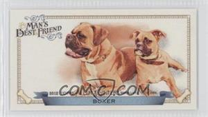 2012 Topps Allen & Ginter's Man's Best Friend Minis #MBF-9 - [Missing]