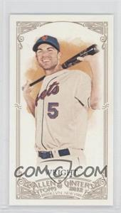 2012 Topps Allen & Ginter's Minis Allen & Ginter Back #121 - David Wright