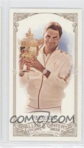 2012 Topps Allen & Ginter's Minis Allen & Ginter Back #157 - Roger Federer