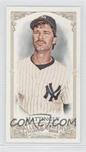 2012 Topps Allen & Ginter's Minis Allen & Ginter Back #170 - Don Mattingly
