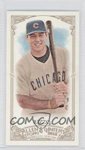 2012 Topps Allen & Ginter's Minis Allen & Ginter Back #270 - Anthony Rizzo