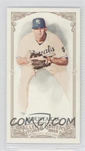 2012 Topps Allen & Ginter's Minis Allen & Ginter Back #318 - Mike Moustakas